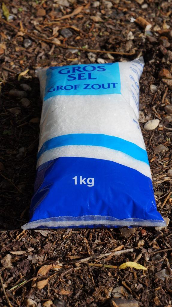 Paquet de gros sel 1kg